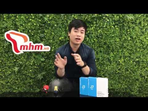 Tặng chuyến đi Đà Nẵng khi mua Samsung Galaxy J3 Pro, J7 Pro, J7 Prime