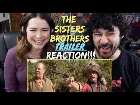 THE SISTERS BROTHERS | Official TRAILER REACTION!!!