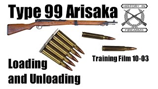 Type 99 Loading and Unloading (TF 10-03)