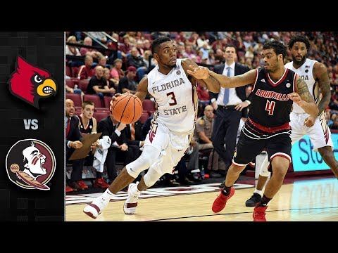 Louisville vs. Florida State Basketball Highlights (2017-18)