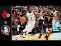 Louisville vs. Florida State Basketball Highlights (2017-18)