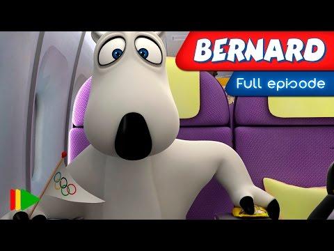 Bernard Bear - 109 - Journey To The Stadium