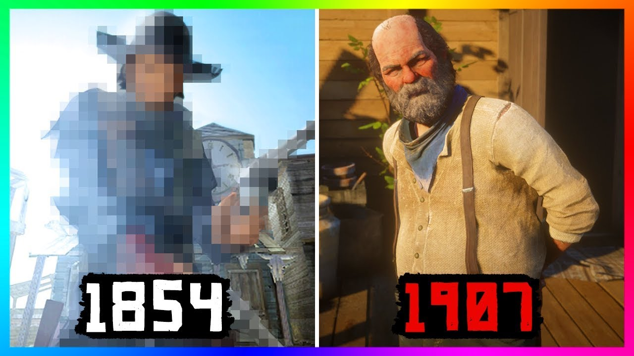 Uncle's SECRET Identity Revealed In Red Dead Redemption 2! (The Legend Of Red Harlow)