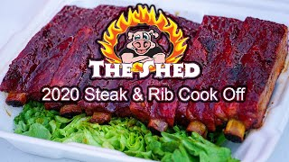 The Shed BBQ Steak & Rib Competition 2020