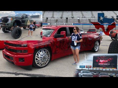 Vlog  Bandas Y Trocas   August 24,2019 -Texas Motor Speedway