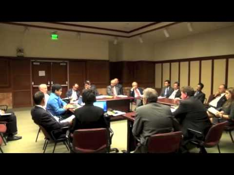 (04 Dec 2013) Breakout Groups on Natural Capital: Group A (part 1)