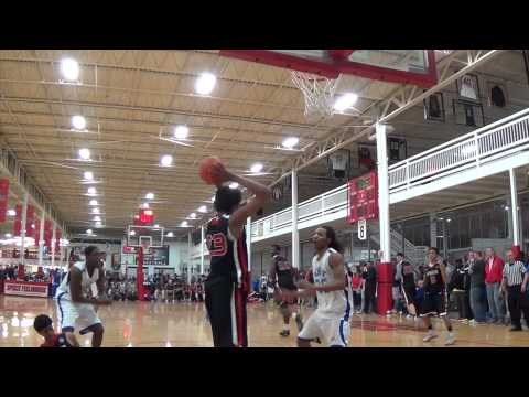 Deyonta Davis - Run N Slam Highlights - MSU Commit