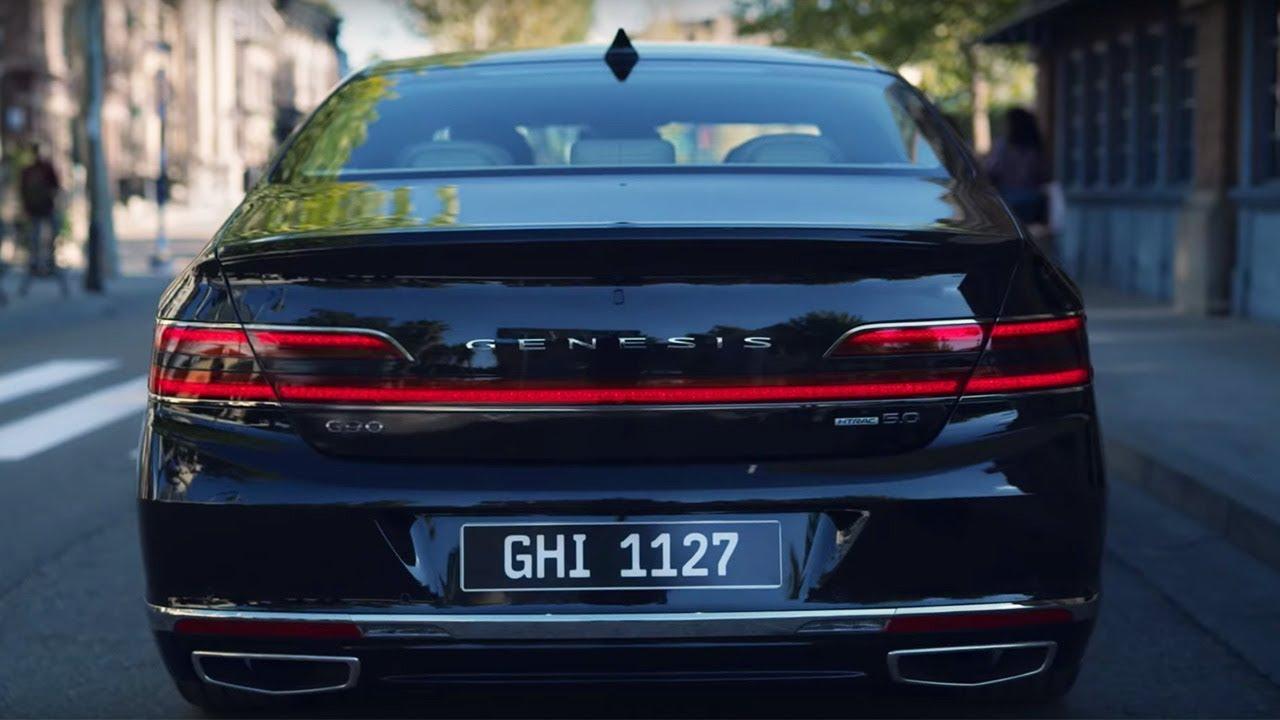 Genesis G90 Luxury Sedan 2020 Style And Design Youtube