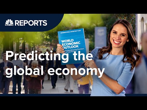 How economists make predictions | CNBC Reports