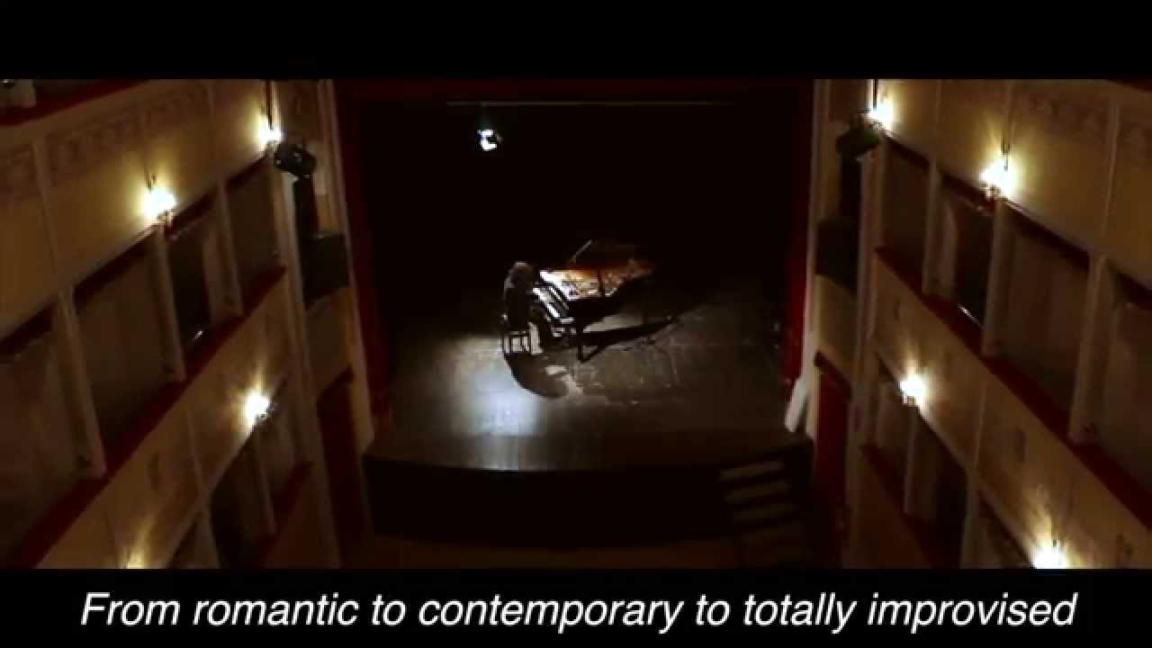 Italian Pianist Mario Mariani Singing Resume Youtube