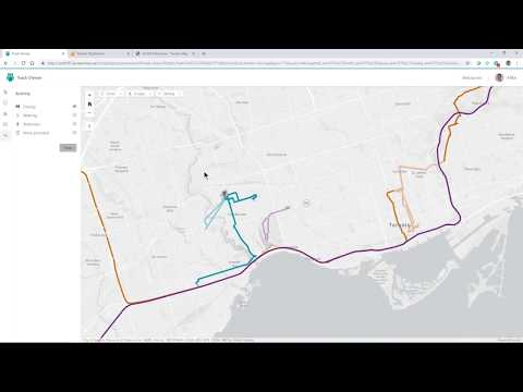Location Tracking in the ArcGIS Platform