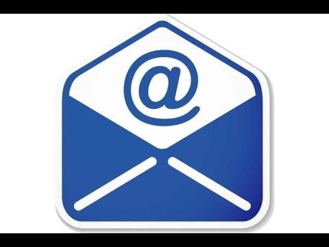 Как выглядит email