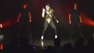 Michael Jackson Impersonator Tribute Show - Gustavo MJJ