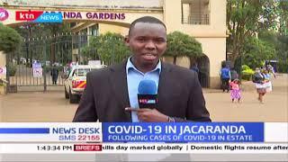 Jacaranda Gardens Management retracts statement directing residents to self quarantine