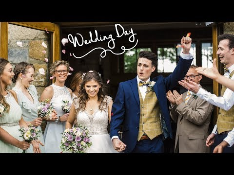 Joseph And Dinty Andrews Wedding   Our Amazing Wedding Day   BluMaan 2017