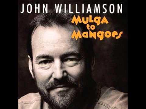 John Williamson - Last Night a Love Song