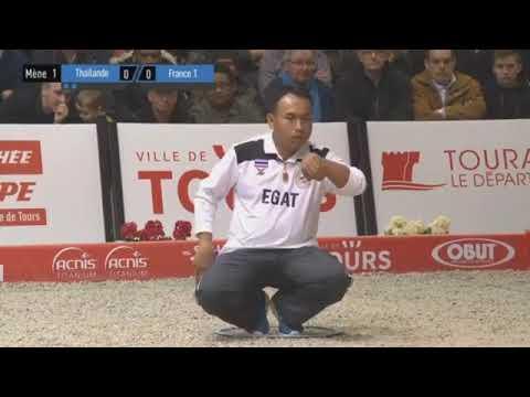 1/2 Finale Le Trophee L'Equipe