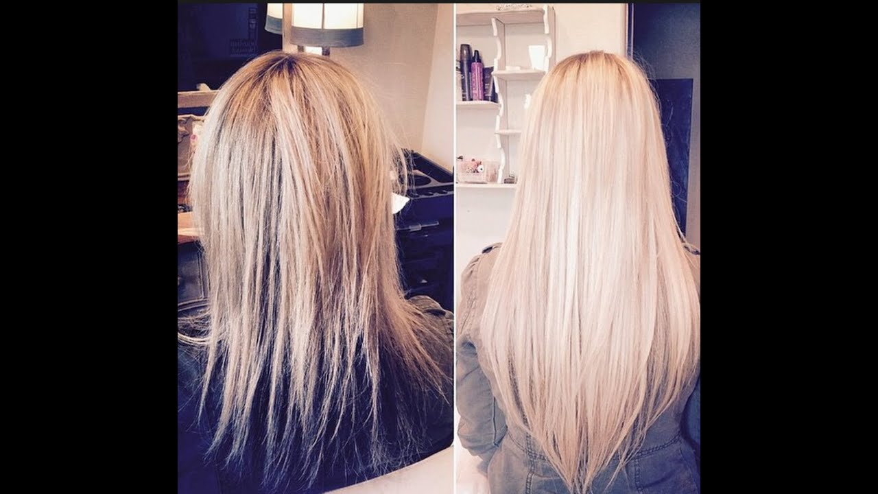 Hair extensions for thin hair youtube pmusecretfo Images