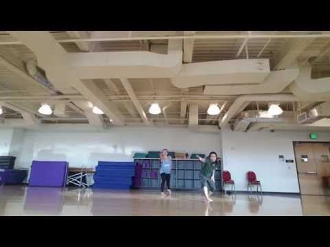 purity ring repetition choreography