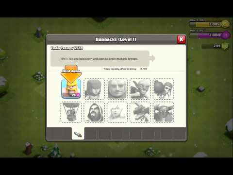 Clash Of Clans- Invalid Name!!!!!????