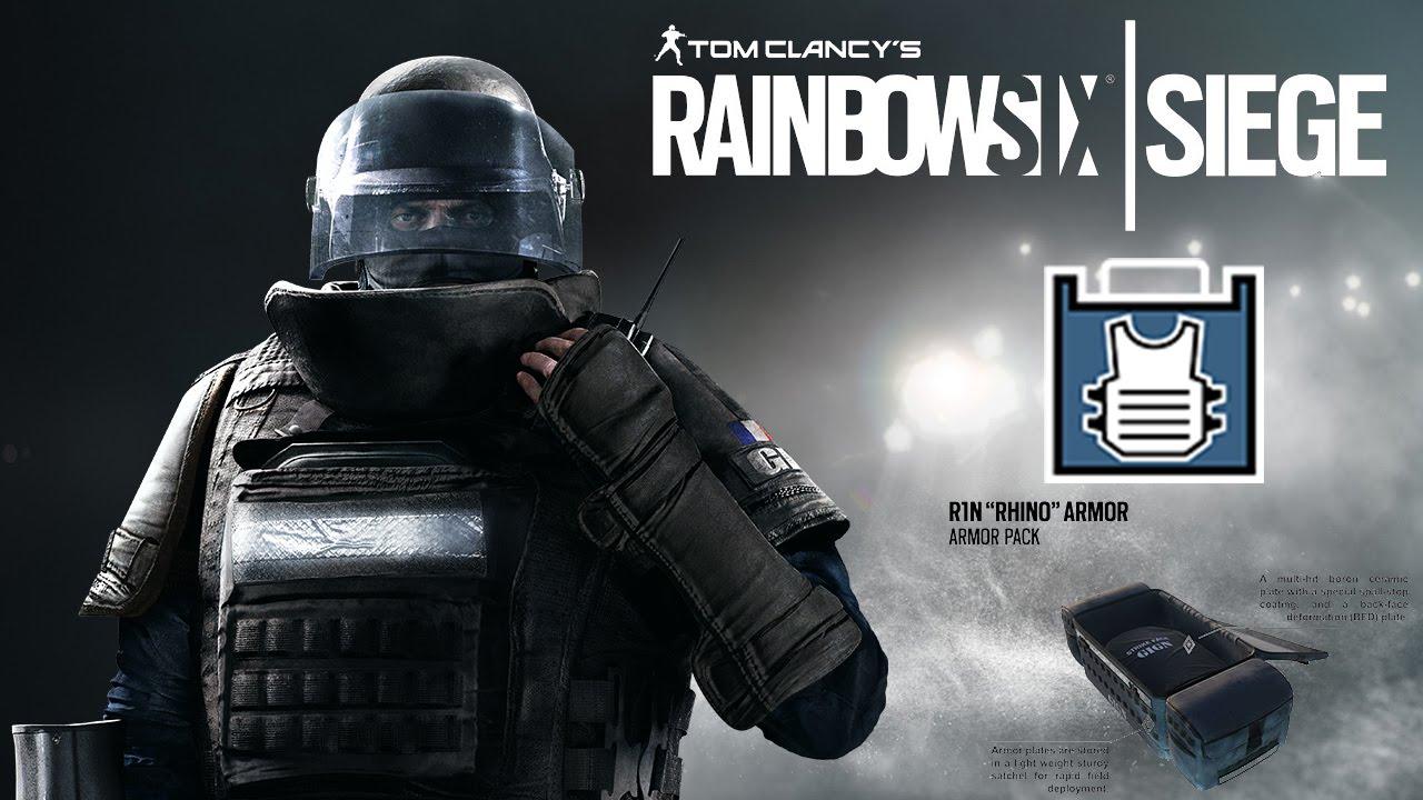 Rainbow Six Siege: Tips and Tricks *Rook* - YouTube