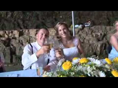 Wedding Video - Ruskin Cave
