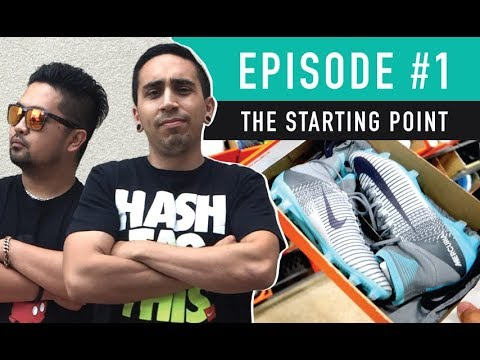 OUT HUSTLED EPISODE #1 - THE STARTING POINT