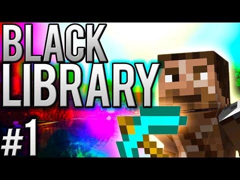 The Black Library - Deel 1 - ProjectMinecraftia!