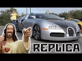 ?? Best BUGATTI Replicas EVER!