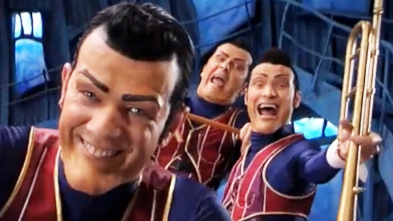 We Are Number One but it's the original and it's 1 hour ...