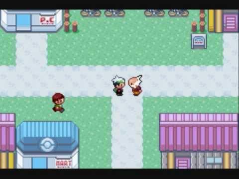 Pokemon Emerald Version Walkthrough Part 17 - New Mauville ...