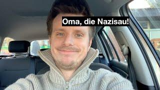 Moritz Neumeier und Oma, die Nazisau!