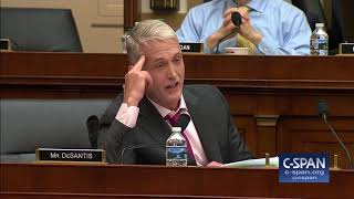 "Rep. Trey Gowdy: ""Whatever you got, finish it the hell up..."" (C-SPAN)"