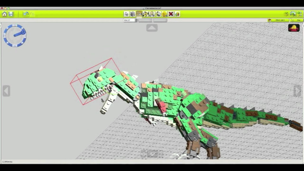 Carnotaurus 2 by JuanIglesias90 on DeviantArt