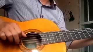 Anh nhớ em :( - Ku Minh guitar!