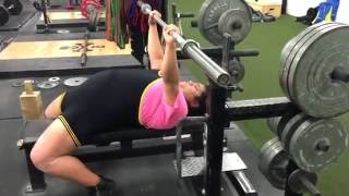 My younger sister is stronger than you!!!!
