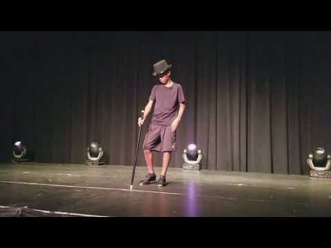 "Wesley Wray Performing ""Fabulous Feet"" From Tap Dance Kid"