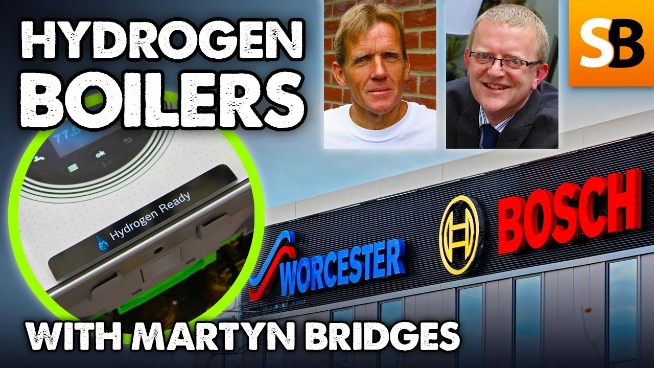 Hydrogen Boilers – Inside the Future of Heating
