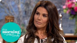 Rebekah Vardy: My Sexual Abuse Story | This Morning