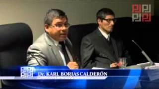 El Delito de Extorsion   Dr. Karl Borjas Calderon