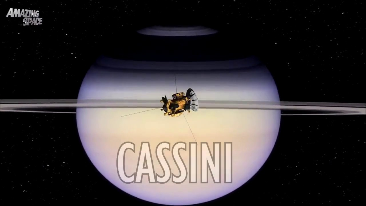 Cassini Grand Finale: Incredible Views Of Saturn - YouTube