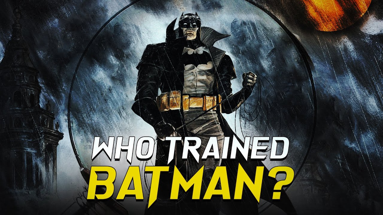 How Batman Became The World's Greatest Detective