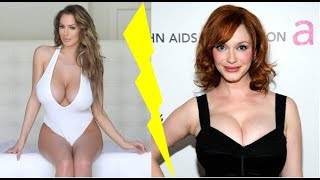 Jordan Carver vs Christina Hendricks FR