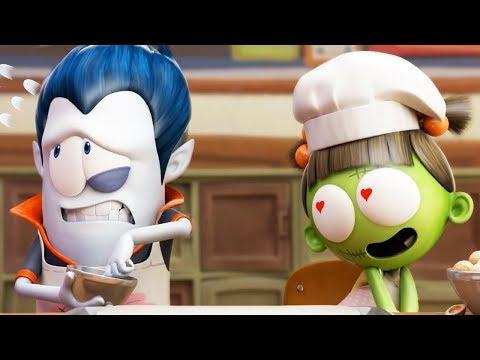 Funny Animated Cartoon | Spookiz | ❤️Take My Breath Away❤️ | 스푸키즈 | Cartoon For Children