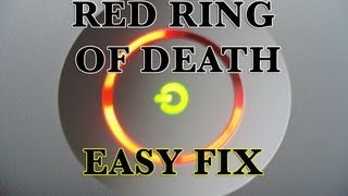 EASY FIX Red Ring of Death Xbox 360 TEAMHEADKICK