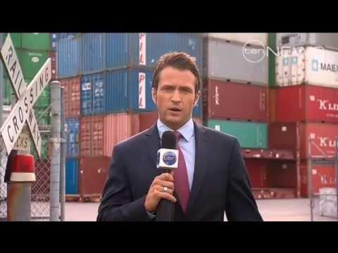 Port Botany heroin haul