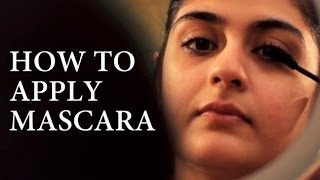 How To Apply Mascara Thumbnail