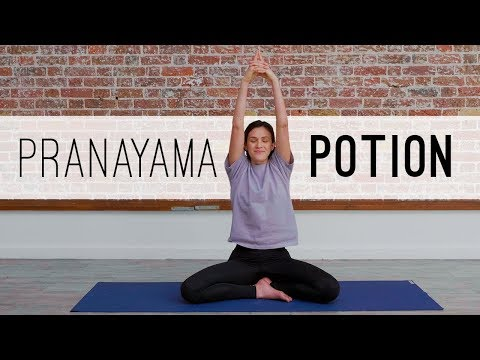 Pranayama Potion  |  Yoga With Adriene
