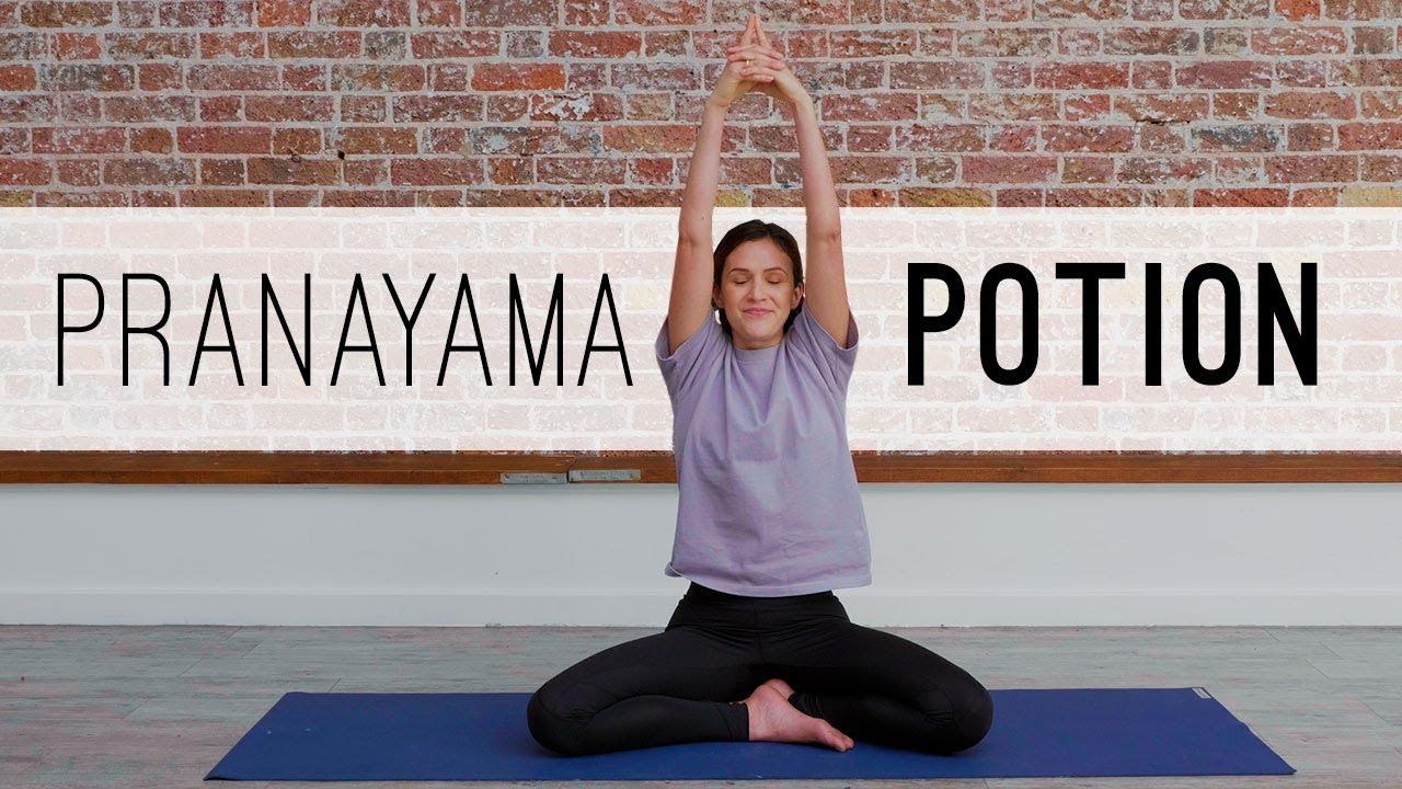 Pranayama Potion | Yoga With Adriene
