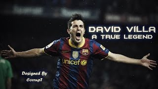 Video David Villa ● A True Legend ● Best Goals & Skills ● HD ● FC Barcelona ● download MP3, 3GP, MP4, WEBM, AVI, FLV Juli 2018